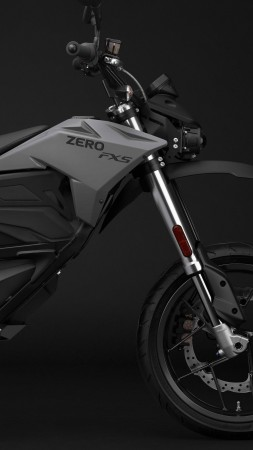 Zero Motorcycles, 2019 Bikes, electric bikes, 5K (vertical)
