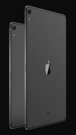iPad Pro 2018, Apple October 2018 Event, 4K (vertical)