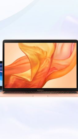 MacBook Air, Apple October 2018 Event (vertical)