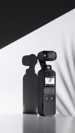 DJI Osmo Pocket, HD (vertical)