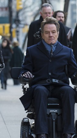 The Upside, Kevin Hart, Bryan Cranston, HD (vertical)
