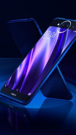 Vivo NEX Dual Display Edition, HD (vertical)