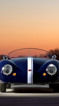 Carice MK1, roadster, supercar, Carice Cars, retro, luxury cars, front, limited edition (vertical)