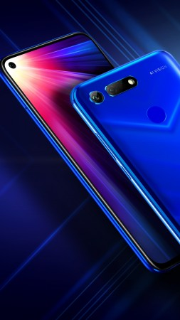 Honor View 20, 5K (vertical)