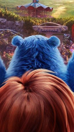 Wonder Park, poster, HD (vertical)