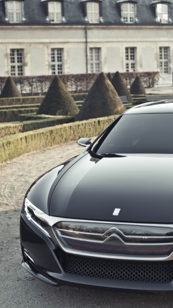 Citroen DS9, supercar, NUMERO 9, concept, luxury cars, 2015 car, Citroen, Metropolis, mansion (vertical)