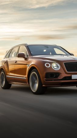 Bentley Bentayga Speed, 2020 Cars, SUV, 4K (vertical)