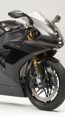 EBR 1190RS, sport bike, Erik Buell Racing, motorcycle, racing bike, carbon, black (vertical)