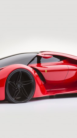 Ferrari LaFerrari, hybrid, sports car, concept, Ferrari, supercar, F150, F70, limited edition