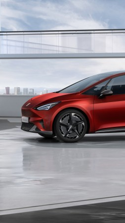 Seat el-Born, electric car, Geneva Motor Show 2019, 5K (vertical)