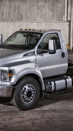 Ford F-650, Super Duty, truck, Econoline, ecosafe, F-750, Ford, F-53, F-59, commercial trucks (vertical)