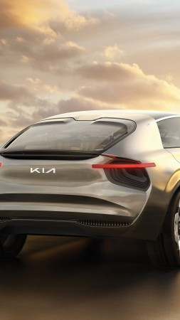 Imagine by Kia, Geneva Motor Show 2019, 5K (vertical)