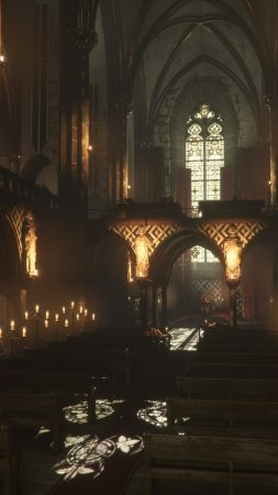 A Plague Tale: Innocence, screenshot, 4K (vertical)