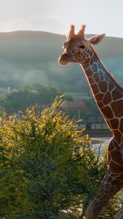 Planet Zoo, E3 2019, screenshot, 4K (vertical)