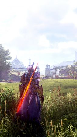 Tales of Arise, E3 2019, screenshot, 4K (vertical)