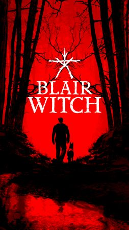 Blair Witch, E3 2019, artwork, 4K (vertical)