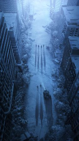 Wasteland 3, E3 2019, screenshot, 4K (vertical)