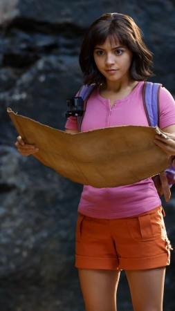 Dora And The Lost City Of Gold, Isabela Moner, 5K (vertical)