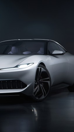 Pininfarina Karma GT, electric cars, luxury cars, 8K (vertical)
