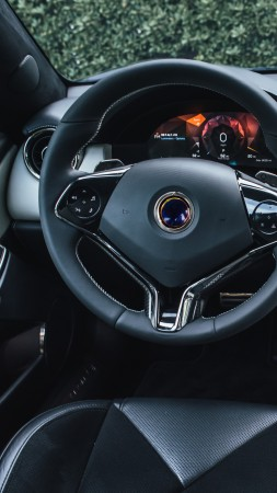 Karma Revero GT, electric cars, luxury cars, 8K (vertical)