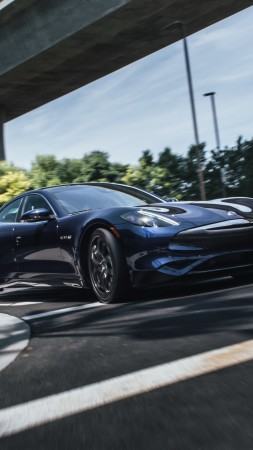 Karma Revero GT, electric cars, luxury cars, 5K (vertical)