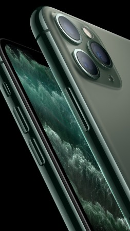 iPhone 11 Pro, iPhone 11 Pro Max, Apple September 2019 Event, 4K (vertical)