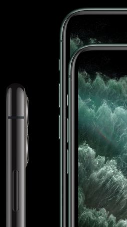 iPhone 11 Pro, iPhone 11 Pro Max, Apple September 2019 Event (vertical)