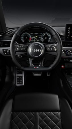 Audi S5 Coupe TDI, 2019 cars, 5K (vertical)