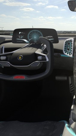 Hongqi S9, interior, supercar, hypercar, 2020 cars (vertical)