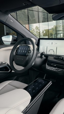 BYTON M-Byte, interior, SUV, electric car, 2020 Cars, 8K (vertical)