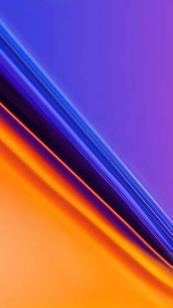 OnePlus 7, abstract, colorful, 4K (vertical)