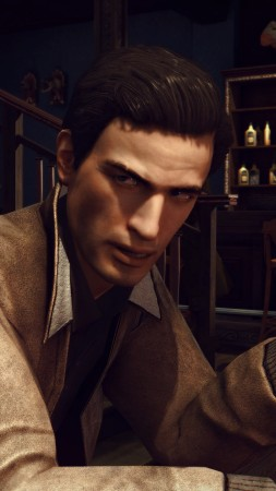 Mafia II: Definitive Edition, Mafia: Trilogy, screenshot, 4K (vertical)