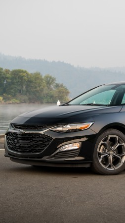 Chevrolet Malibu GT, 2020 Cars, 8K (vertical)
