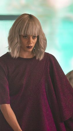 Brave New World, Hannah John-Kamen, HD (vertical)