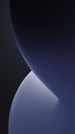 iOS 14, iPadOS 14, abstract, WWDC 2020, 4K (vertical)