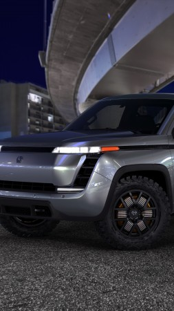 LMC Endurance, electric cars, SUV, 5K (vertical)