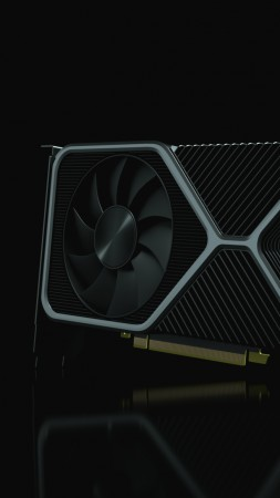 Nvidia GeForce RTX 3080, Nvidia GeForce RTX 3090, graphics card (vertical)