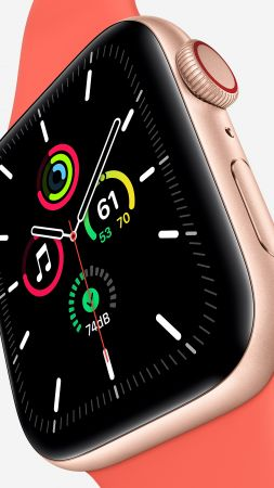 Apple Watch SE, Apple September 2020 Event (vertical)