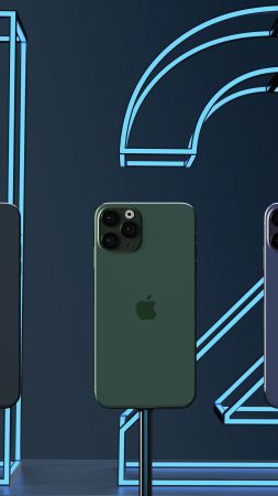 iPhone 12, Apple October 2020 Event, 4K (vertical)