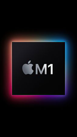 Apple M1 chip, Apple November 2020 Event, 4K (vertical)