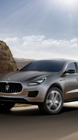 Maserati Kubang, Levante, luxury cars, crossover, Maserati, SUV, concept, review, test drive, 2015 Detroit Auto Show. NAIAS