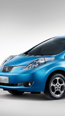 Nissan LEAF, electric cars, Nissan, city cars, ecosafe, review, side, buy, rent (vertical)