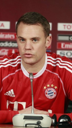 Football, Manuel Neuer, soccer, FIFA, The best players 2015, Bayern Munich, Goalkeeper (vertical)