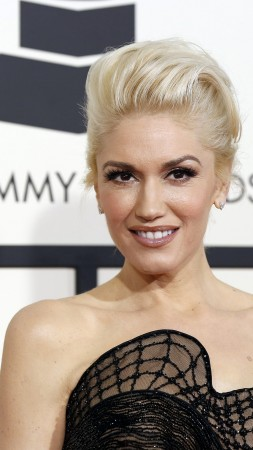 Gwen Stefani, Most Popular Celebs in 2015, Grammys 2015 Best Celebrity, singer, songwriter, fashion designer, actress (vertical)