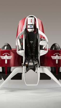Martin Aircraft, IPO, jetpack, aircraft, one-man, vehicle, limited edition, review (vertical)