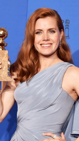 Amy Adams, Most Popular Celebs in 2015, actress, singer, American Hustle, Big Eyes, Best Actress (vertical)