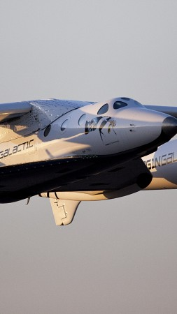 Space ShipTwo, VSS Unity, Space Tourism (vertical)