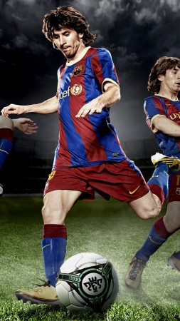 Football, Lionel Messi, soccer, The best players 2015, Barcelona, footballer, Forward, Lionel Andres Messi Cuccittini Футбол, Лионель Месси,  (vertical)