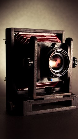 Mamiya, Sekor, camera, review, professional camera, focus, retro, nostalgia, front, side (vertical)