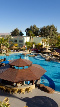 Savoy Sierra Sharm El Sheikh Hotel, Egypt, Best Hotels of 2017, tourism, travel, pool, resort, vacation (vertical)